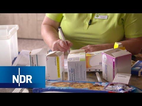 Medikamente Im Alter - Die Unterschätzte Gefahr    Doku   NDR   45 Min