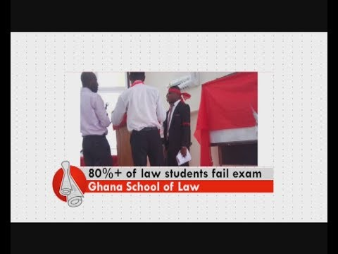 Ghana School of law - Don't Think Far News on Adom TV (4-3-18)