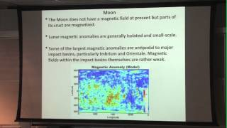 Magnetic Fields in Solar System Planets - Gerald Schubert