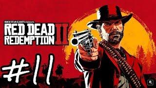 POLAK, MEKSYKANIN, CO JESZCZE?! - Let's Play Red Dead Redemption 2 #11 [PS4]