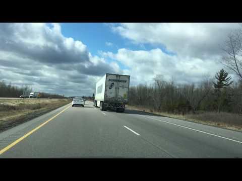 Kingston to Belleville, Ontario