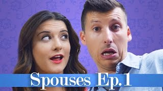 Spouses Episode 1: Coffee {The Kloons}