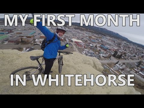 My First Month In Whitehorse