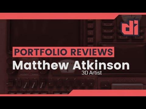 Portfolio : Matthew Atkinson