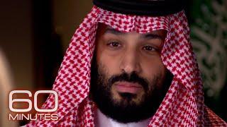 "2019: MBS denies involvement in Khashoggi killing, but takes ""full responsibility"""