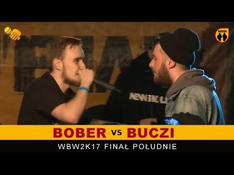 BOBER vs BUCZI 🎤 WBW 2017 🎤 Kraków (1/8) Freestyle Battle