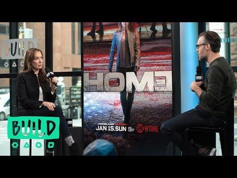 """Elizabeth Marvel Discusses Her Show, """"Homeland"""""""