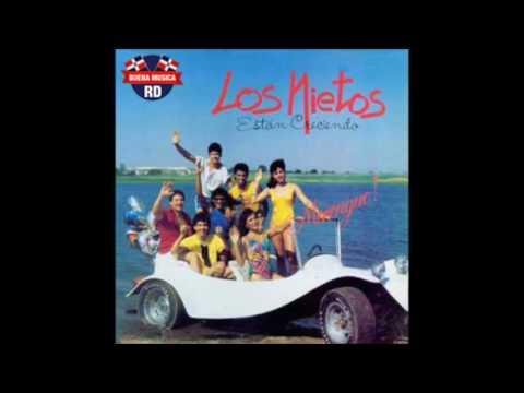 CUMBIA DE HOY - LOS NIETOS DEL REY - VIVITO Y COLIANDO (1985) [BUENAMUSICARD]