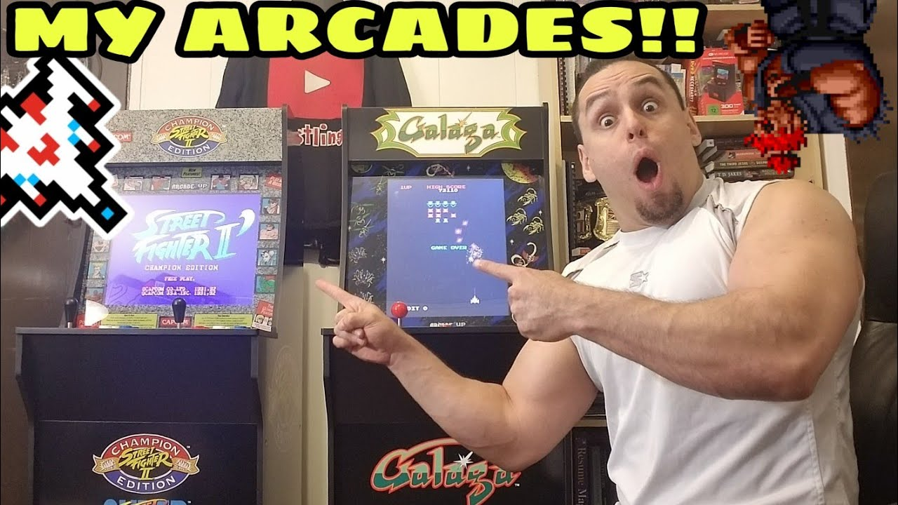 Very Honest Arcade1Up Review From A REAL 90s Arcade Gamer