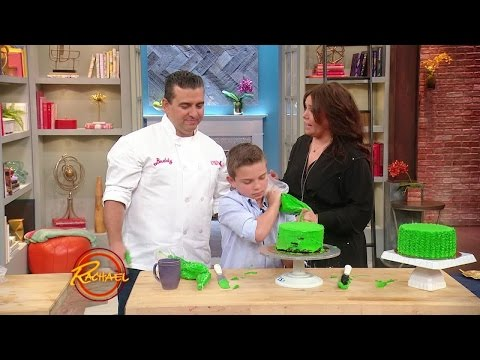 Watch Cake Boss Buddy Valastro's Adorable Kids Frost Cakes