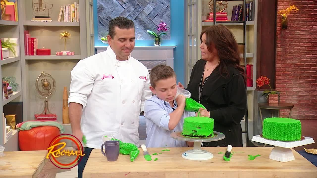 Watch Cake Boss Buddy Valastro's Adorable Kids Frost Cakes ...