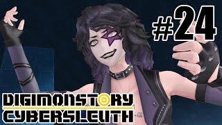 Тяжелый рок и разбитые мечты - Digimon Story: Cyber Sleuth - #24