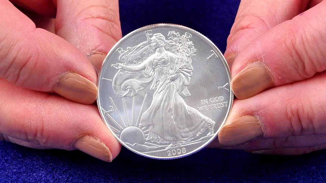 American Gold And Silver Eagle Coin Information Youtube