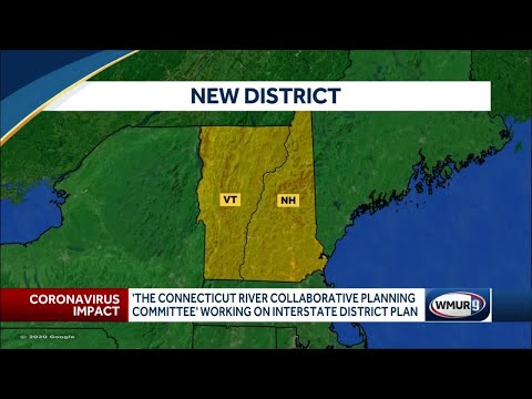 Vermont-NH Interstate School District Discussed