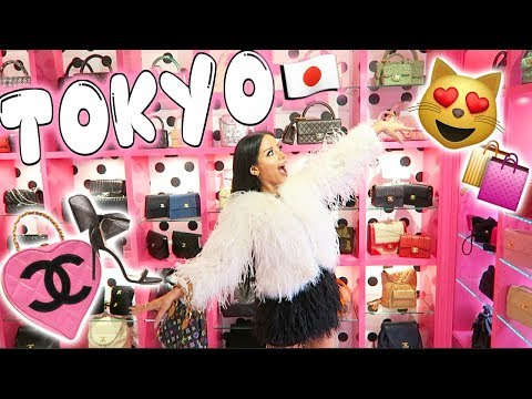 TOKYO SHOPPING SPREE!