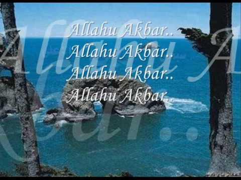 A for Allah, Allah, Allah