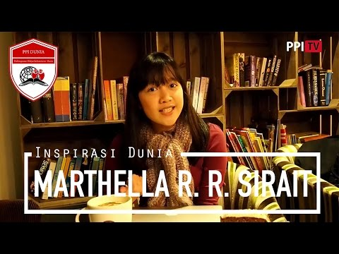 [PPI Dunia] - Marthella Rivera RS, Master Birmingham University United Kingdom