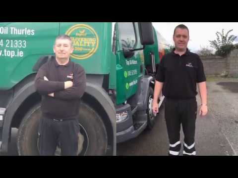 Top Oil Fueling Ireland - Our Drivers