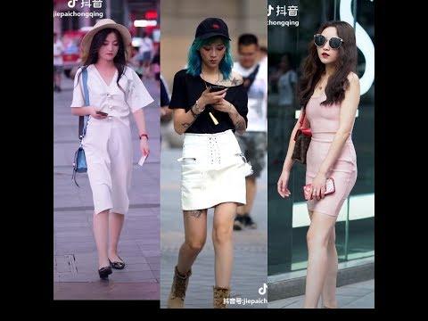 Street Style Thời Trang Cực Chất đường phố của giới trẻ Trung Quốc P10 Street Style In China