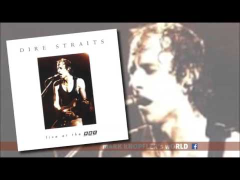 Dire Straits - Water Of Love - Live at the BBC