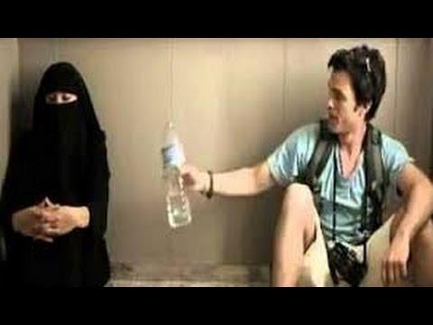 Ketika Wanita Cantik Muslim Bercadar Terjebak dalam Lift Bersama Seorang Laki-laki