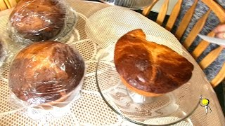 How to Make Portuguese Sweet Bread