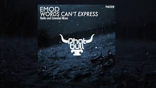 Play Words Can't Express (Radio Edit)