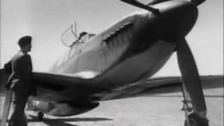 RAF Various Rare Air Combat Footage