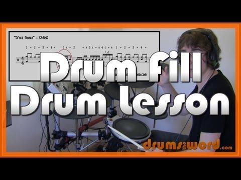 ★ D'yer Mak'er (Led Zeppelin) ★ Drum Lesson | How To Play Drum Fill (John Bonham)