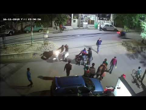 Another Shocking Accident