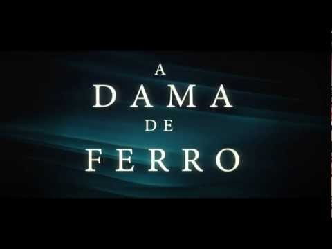 Trailer do filme A Dama de Ferro