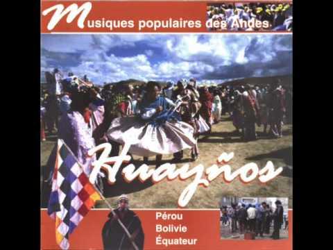 Musica andina : Flor de papa rosada y Tres de mayo / Eric Male-Malherbe