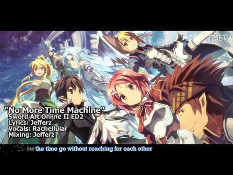 [TYER] English Sword Art Online II ED2 -