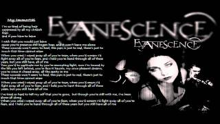 Evanescence | My Immortal | A=432hz