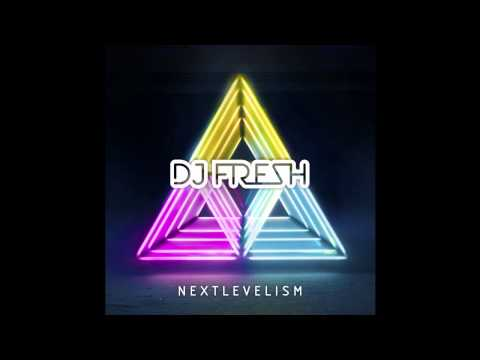 Dj Fresh - Gold Dust (Shy FX Exclusive Re-ed) [HD]