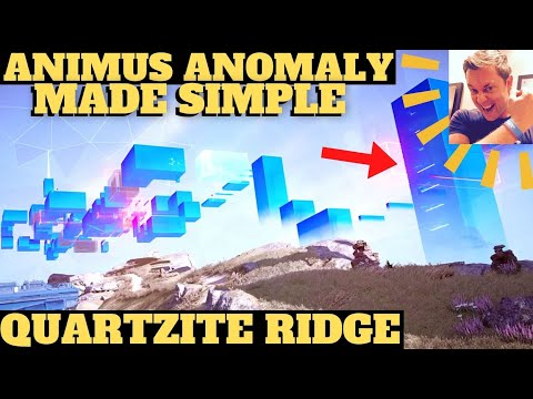 Assassins Creed Valhalla: Animus Anomaly 4 Quartzite Ridge (Sciropescire)