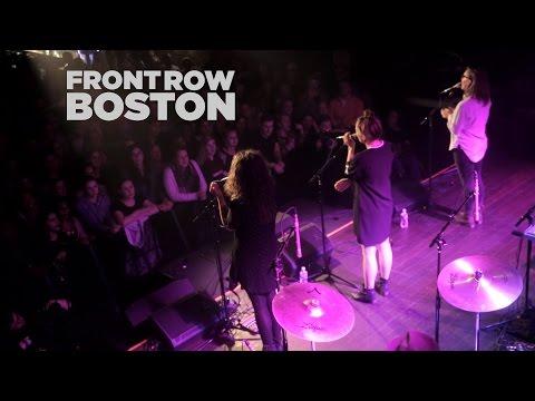 Front Row Boston | Joseph — Live at Brighton Music Hall (Full Set)