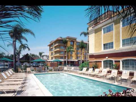 portofino inn and suites anaheim hotel disneyland youtube. Black Bedroom Furniture Sets. Home Design Ideas
