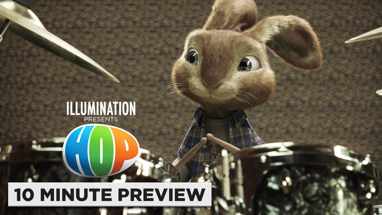 Download Hop | 10 Minute Preview | Film Clip | Now on Blu-ray, DVD & Digital