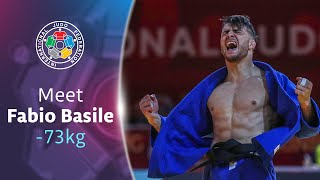 Meet Your Judoka  - Fabio BASILE (ITA)