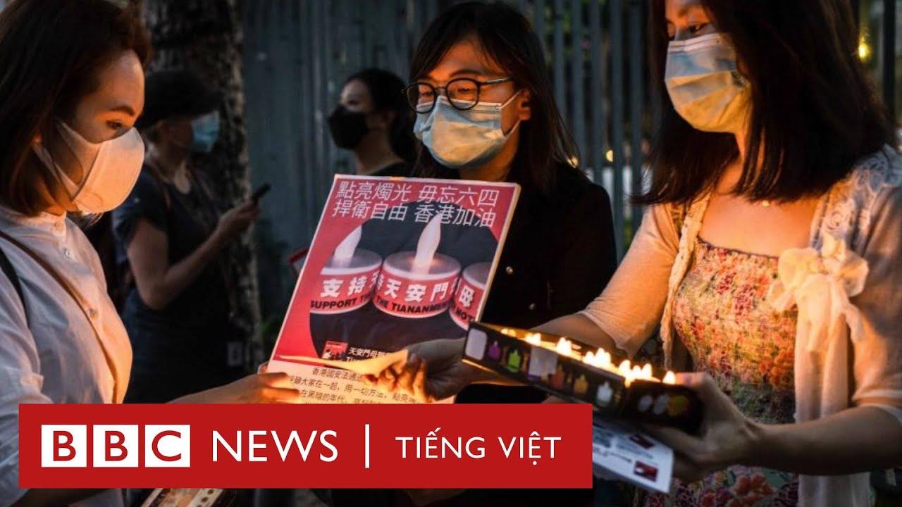 Biểu tình ở Mỹ, Hong Kong và kỷ niệm 31 năm sự kiện Thiên An Môn