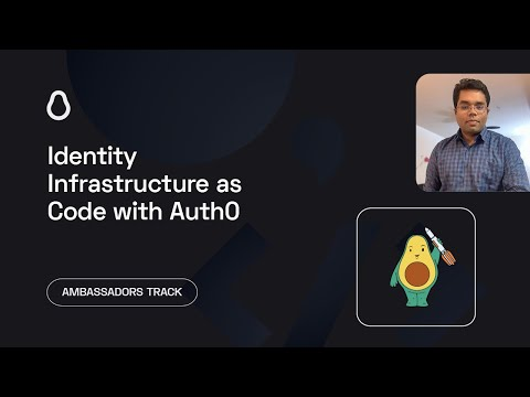 Identity Infrastructure as a Code with Auth0