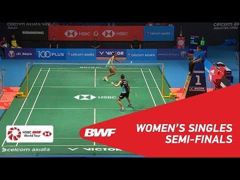 WS | TAI Tzu Ying (TPE) [1] vs PUSARLA V. Sindhu (IND) [3] | BWF 2018