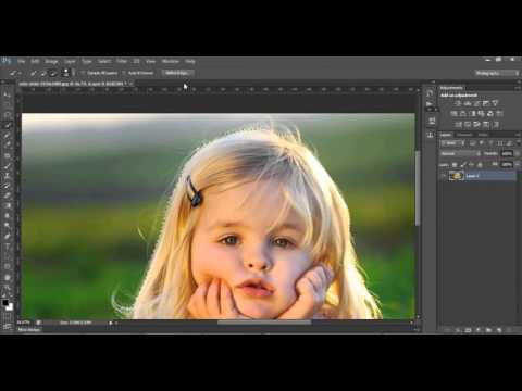 How To Quickly Remove Background With Oshop Cs6