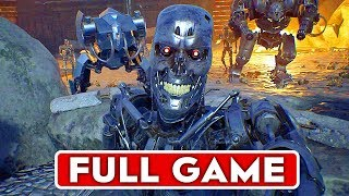 TERMINATOR RESISTANCE Gameplay Walkthrough Part 1 FULL GAME [1080p HD PS4 PRO] - No Commentary