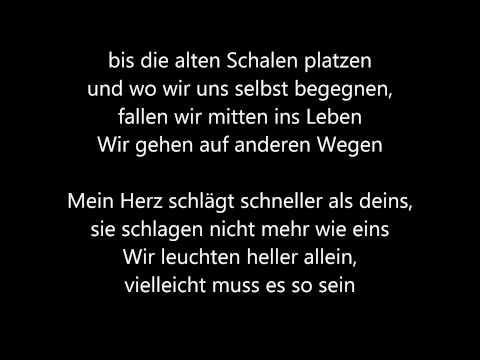 Andreas Bourani - Auf anderen Wegen (Lyrics)