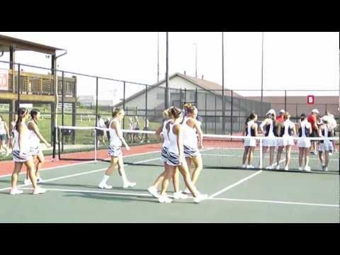Greenwood Community High School (IN) girls tennis