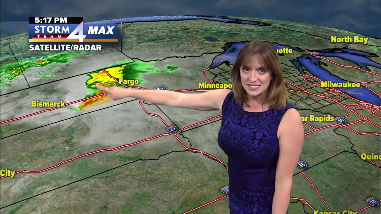 Fall is here  Weather forecast 9-2-19