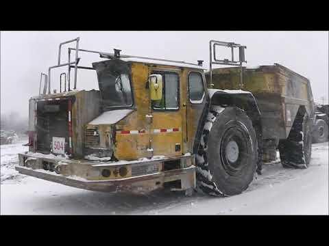 Epiroc Atlas Copco MT5010 Underground Truck B30-149