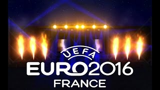 David Guetta ft. Zara Larsson - This One's For You (UEFA EURO 2016 Opening Show) Live in RCT3
